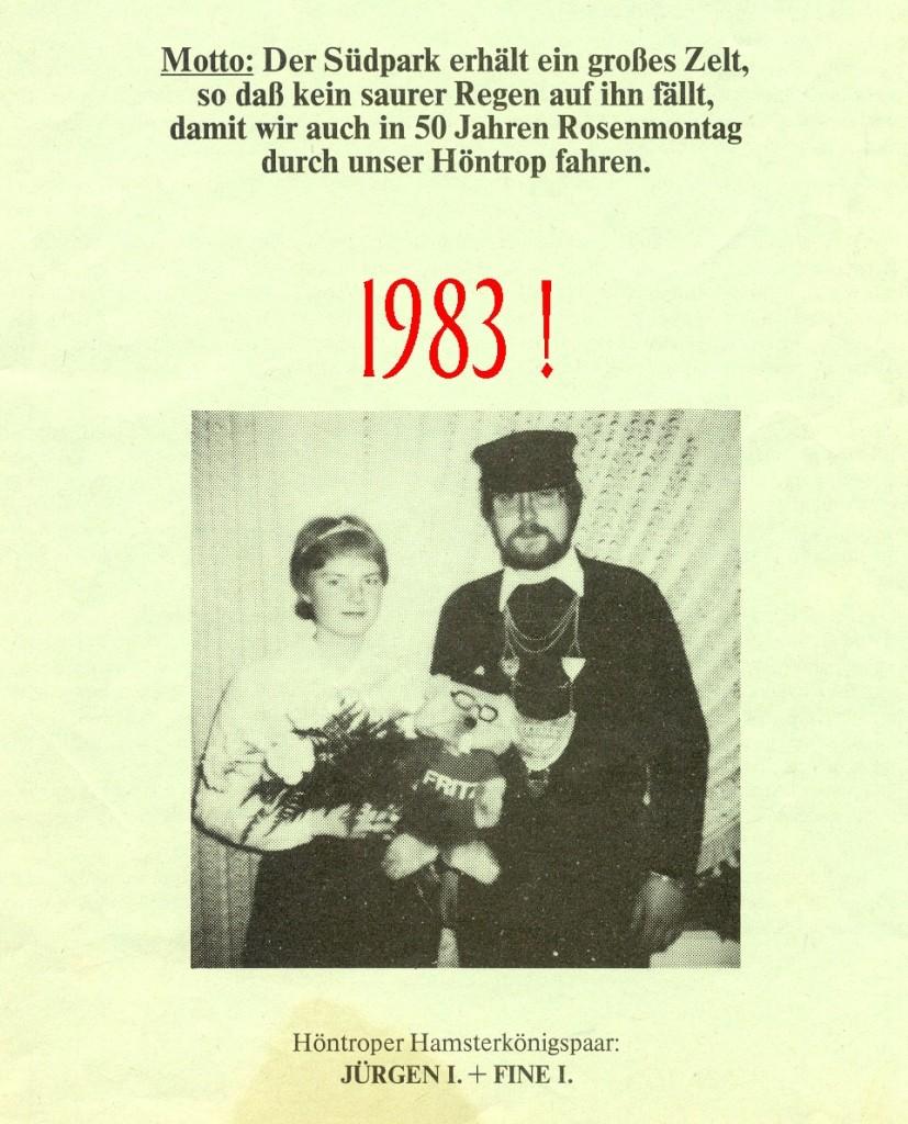 1983 Königspaar 3