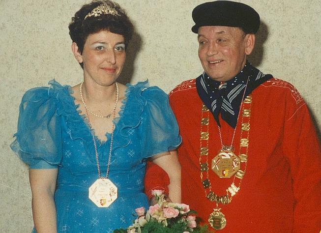 1989 Gerd I. und Elfriede I.