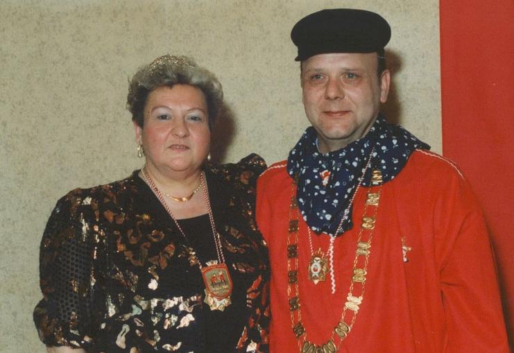 1990 Dieter II. und