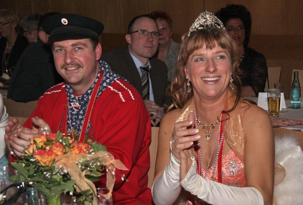 2012-14 König Stephan I. und Königin Britta I.