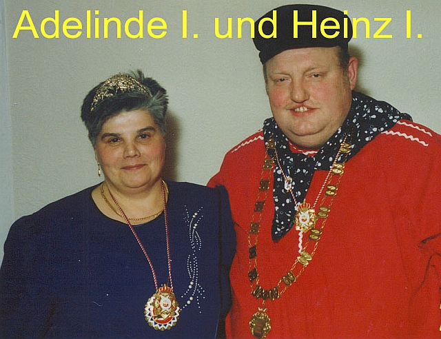 Heinz I. und Adelinde I.