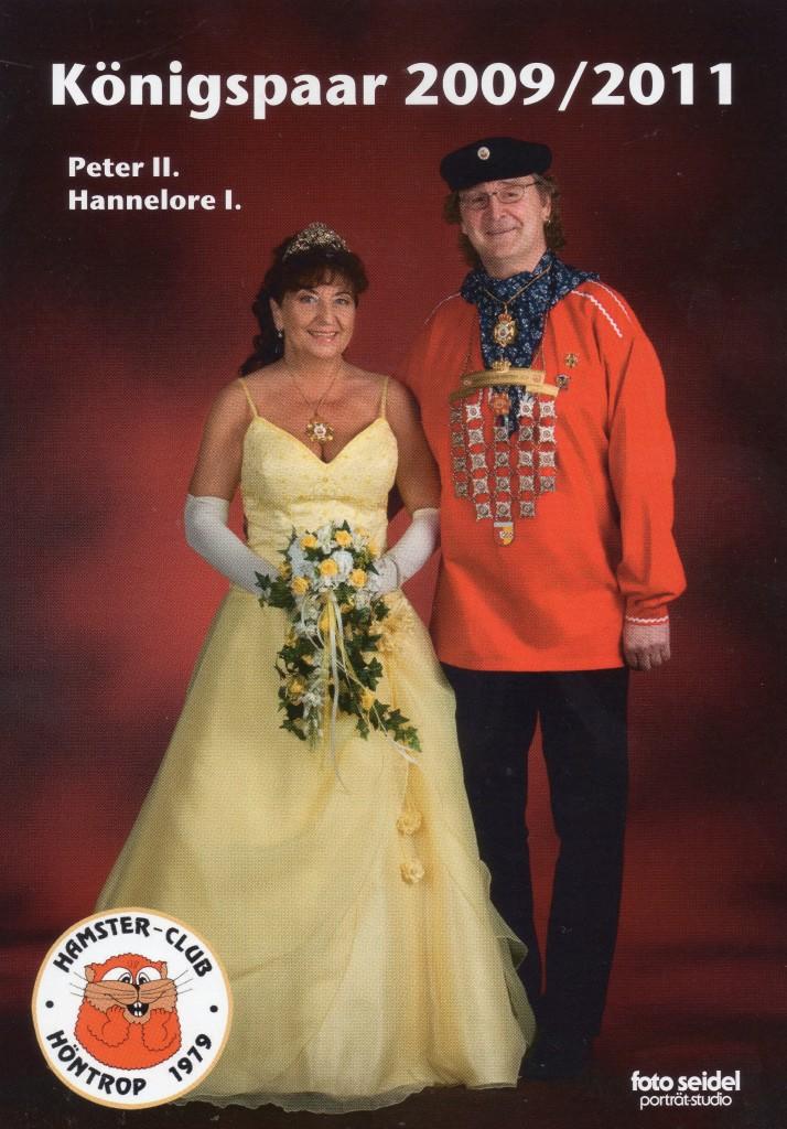 Königspaar 2009