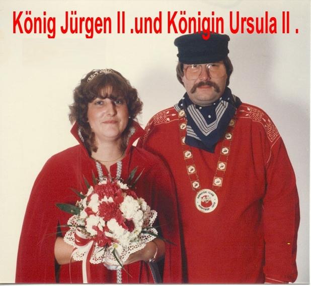 Dieses Bild hat ein leeres Alt-Attribut. Der Dateiname ist 1987-König-Jürgen-II.-und-Königin-Ursula-II.-ret.jpg